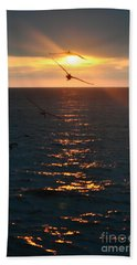 ...and At The End Of The Day... Beach Towel