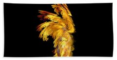 Angel Wings 1 Beach Towel