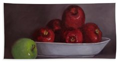 Apples -still Life Beach Towel