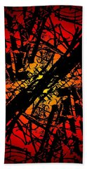 Arbor Sun Beach Towel by Tim Allen