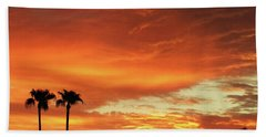 Arizona Sunrise 02 Beach Towel