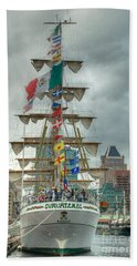 Arm Cuauhtemoc Beach Sheet