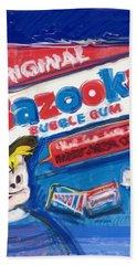 Bazooka Beach Sheet