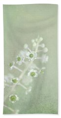 Blossoms Unfolding Beach Towel