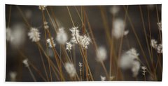 Beach Towel featuring the photograph Blowing In The Wind by Vicki Pelham
