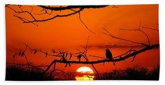 Bluebird Dawn Beach Sheet