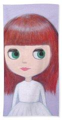 Blythe Doll No. 1 Beach Sheet