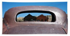 Bodie Ghost Town I - Old West Beach Towel