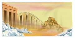 Bridges Of Parting Beach Towel
