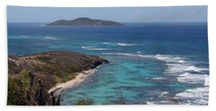 Buck Island Usvi Beach Towel