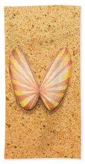 Butterfly Sea Shell Beach Sheet