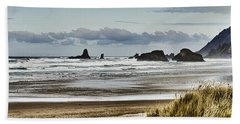 By The Sea - Seaside Oregon State  Beach Sheet