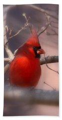 Cardinal - Unafraid Beach Towel