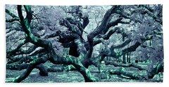Charleston's Angel Oak Beach Towel