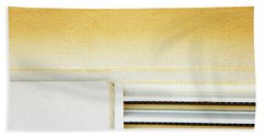 Beach Sheet featuring the photograph Church Abstract by Lenore Senior