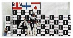 Circuito De Jerez 1997 Beach Towel