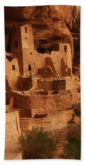 Cliff Palace Mesa Verde National Park Beach Towel