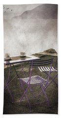 Coffee Table Beach Towel
