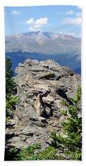 Beach Towel featuring the photograph Colorado 11 by Deniece Platt