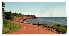 Contemplation Beach Sheet