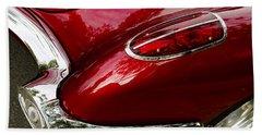 Corvette Curves Beach Sheet