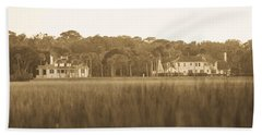 Beach Sheet featuring the photograph Country Estate by Shannon Harrington