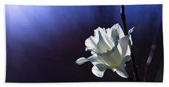 Daffodil Light Beach Towel