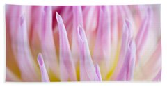 Dahlia Flower 12 Beach Towel