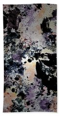 Damask Tapestry Beach Sheet