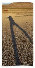 Dancing Fool Beach Towel