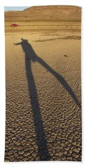 Dancing Fool Beach Towel