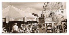 Davidson County Fair Beach Sheet