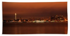 Daybreak Ferry Beach Towel