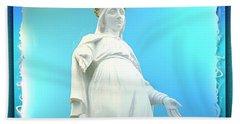 Do-00531 Our Lady Of Lebanon Beach Sheet