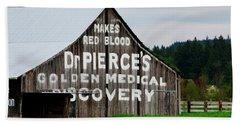 Dr. Pierce Barn 110514.98.1 Beach Sheet