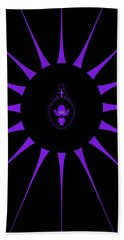 Eclipse Beach Towel