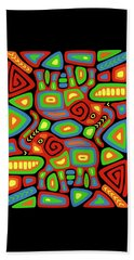 Elephant Mola Beach Towel