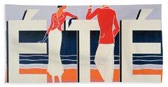 Ete Beach Towel