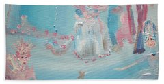 Fairy Godmother Convention Beach Towel