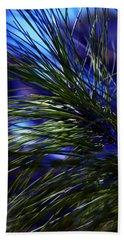 Florida Grass Beach Towel