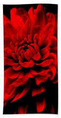 Flower 1  Beach Towel