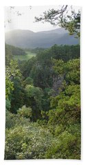 Foyers Valley Beach Towel