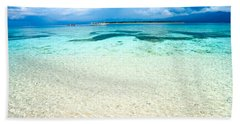 Beach Sheet featuring the photograph Gili Meno - Indonesia. by Luciano Mortula
