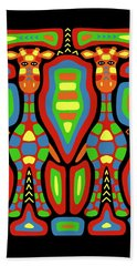 Giraffe Mola Beach Towel