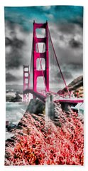 Golden Gate Bridge - 5 Beach Towel
