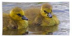 Goslings Beach Towel