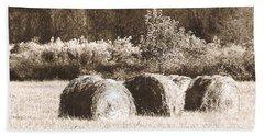 Hay Bells Beach Towel