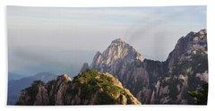Huangshan Morning Beach Towel