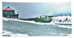 Huntington Wave Beach Sheet