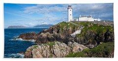 Irish Lighthouse Beach Sheet
